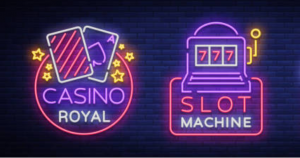 casino royal slot machine