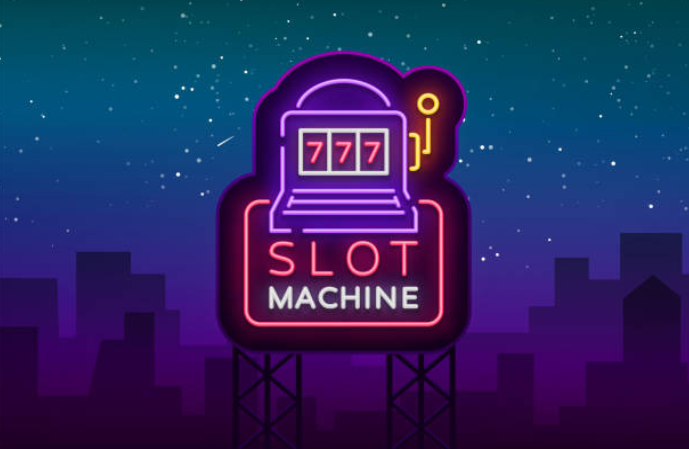 slot machine lucky
